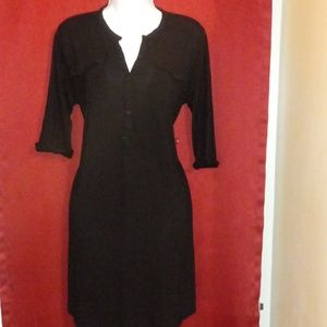 Old Navy black casual dress